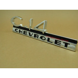 Emblema Lateral Gm Chevrolet C-14