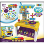 Set De Juego Color Dough Series (plastilina Tipo Play Doh)