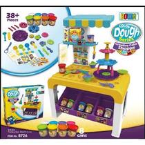 Set De Juego Color Dough Series (plastilina Tipo Play Doh)