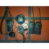 Combo Central Radio Motorolam120+ 4 Radio Pro5150 + Fuente