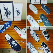 Zapatos Y Mocasines Polo Americanos Originales Y Nuevos