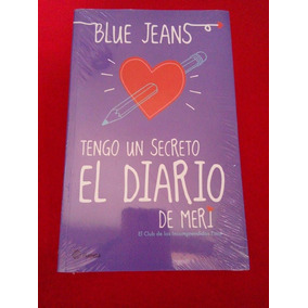 Libro Tengo Un Secreto El Diario De Meri