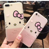 Funda Hello Kitty Frost Case Protector Iphone 6 Plus 6s +