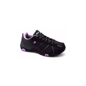 Zapatillas Fila Slant Summer 2.0 Black Orchi Oferta 35