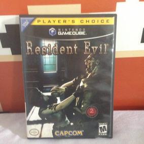 Resident Evil Remake - Nintendo Game Cube