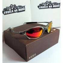 Óculos Oakley Doublexx +caixa+saquinho+par De Lentes+brinde