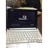 Lodelele Netbook Acer Aspire One Blanca