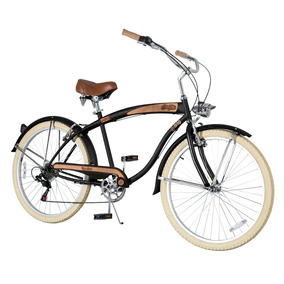 Bicicleta Dropboards Psycle Sixties Preto