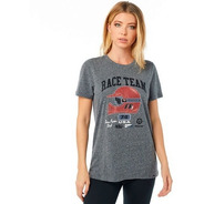 Remera Fox Mujer Speedway Bf Ss Tee  #22422-185 - Oficial