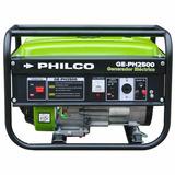 Grupo Electrógeno Generador Eléctrico 2200w Philco Ge-ph2500