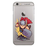Capinha Para Celular - Avengers | Thor