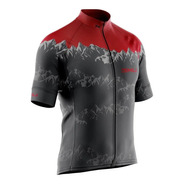 Camiseta Ciclismo Refactor 3xu Enduro Manga Curta Masc. Uv+
