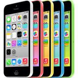 Iphone 5c 32gb Lacrado A1507 Mf096bz Nacional 4g Anatel Novo