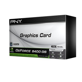 Gpu Geforce Pny 8400gs 512mb Ddr2 64bit 800mhz Dvi Vga