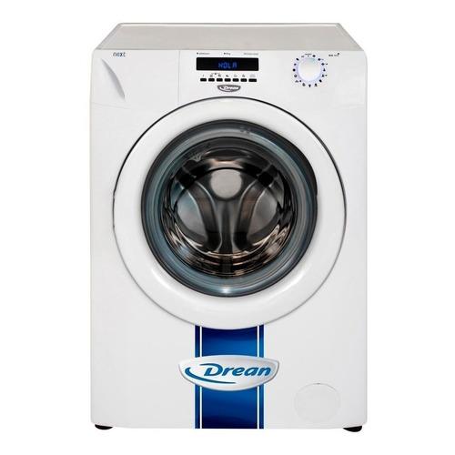 Lavarropas automático Drean Next 8.12 ECO  blanco 8kg 220V