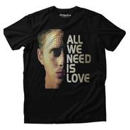 Playera Canserbero All We Need Is Love Rap