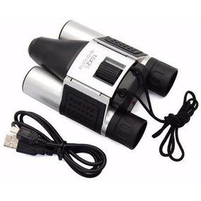 Binoculo Digital Filmadora Audio Telescopio Camera Espiao