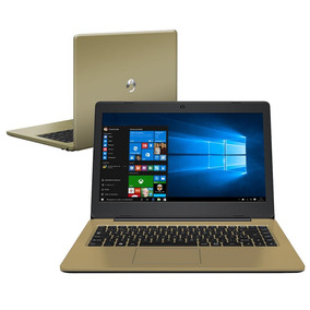 Notebook Positivo Stilos Xc3552 Intel 2gb 32gb Ssd Wifi