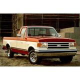 Ford Pick Up F100 F150 F250 F350 Manual Taller Y Diagramas