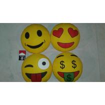 Almohadones Emoticones X 10 Unidades