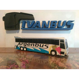 Antiguo Colectivo Micro Omnibus Bus Lear Jet Tipo Buby 1.50