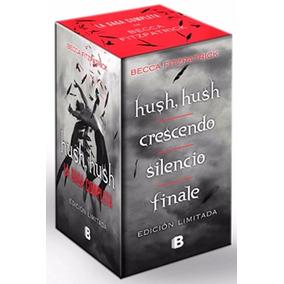 Caja Saga Hush Hush (b De Becca Fitzpatrick