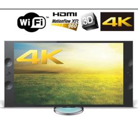 Smart Tv Sony 65 4k/3d/wi-fi/bluetooth/nfc/960 Hz