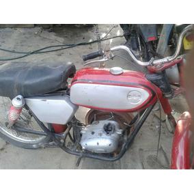 Moto Carabela En Partes Mini 100