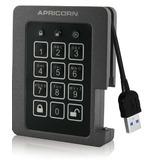 Apricorn Aegis Padlock 120 Gb Ssd 256 Bit Fips 140 2 Ni...