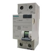 Disyuntor Siemens 2x25 A 30ma 25a