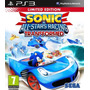 Jogo Sonic & All Star Racing Transformerd Bonus Edition Ps3