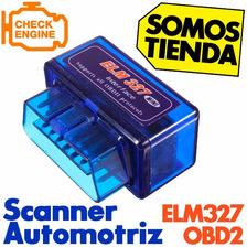 Scanner Elm327 Automotriz Mini Interfaz Bluetooth Obdii Obd2