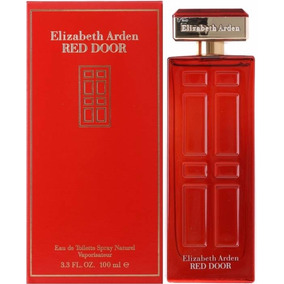 Perfume Red Door 100ml Elizabeth Arden Original E Lacrado