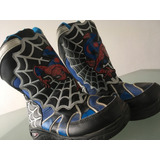 Botas De Lluvia Buster Brown & Co Spider-man