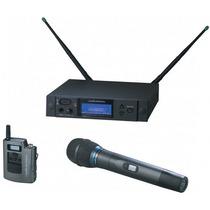 Microfono Inalambrico Doble Audio Technica, Aew-4315ac