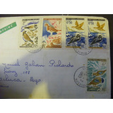 San Pedro Y Miquelon Serie Aves Timbres Postales