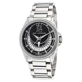 Reloj Ted Lapidus Plateado