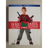 Mi Pobre Angelito 1 Y 2 Box (home Alone Pack Bluray)