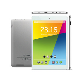 Tablet Qbex Tx240 7.85 8gb Dual Core A23 Bluetooth Branco