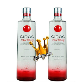 Ciroc Red Berry 750 Ml 2 Unidades