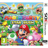 Videojuego 3ds Mario Party Star Rush Nintendo Nuevo Sellado