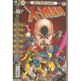 Revista Super Heróis Premium X-men Nº 1 - Ed.abril