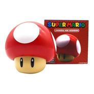 Luminaria Super Mario Mini Mushroom Cogumelo Zc 10082378