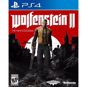 Wolfenstein 2 Ps4 The New Colossus || Español || Digital ||