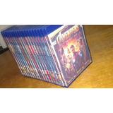 Marvel Colección Bluray + Infinity War