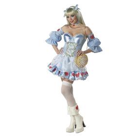Disfraz, Alice In Wonderland