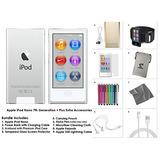 Apple Ipod Nano (8ª Generación) Con Accesorios, 16gb - Plat