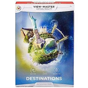View Master Realidad Virtual Kit De Experiencia Destinos