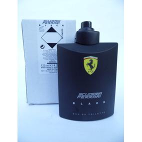 Ferrari Black 125 Ml - Original - Tester