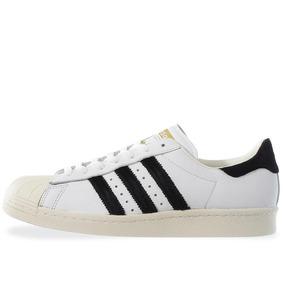 Tenis adidas Superstar 80s - Bb2231 - Blanco - Hombre